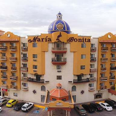 Hoteles fachada- Misiones